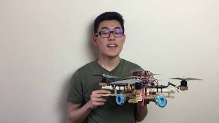 Flying Car Invention: Carcopter Explanation (Science Fair Engineering and Robotics Project)