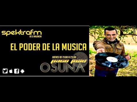 (EPDLM)  EL PODER DE LA MUSICA...  4ª EDICIÓN  SPEKTRA FM (VALENCIA)