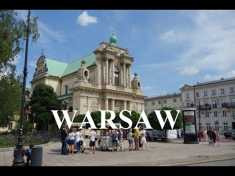 Poland/Warsaw-Warszawa (Walking tour) Part 3