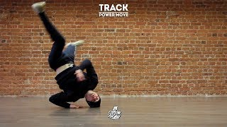 "13. Track (Power move) | Видео уроки брейк данс от ""Своих Людей"""