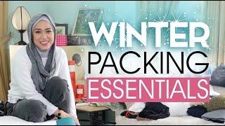 Travel Packing Tips - Winter Essentials | LISA NAMURI (Bahasa Indonesia)