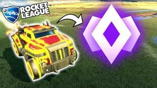 ROAD HOG XL = EASY CHAMPION! - Rocket League Gameplay (Competitive/Ranked Goals!)