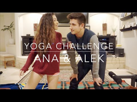 Yoga Challenge!! With Boyfriend