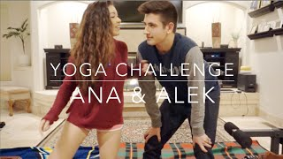 Yoga Challenge!! With Boyfriend