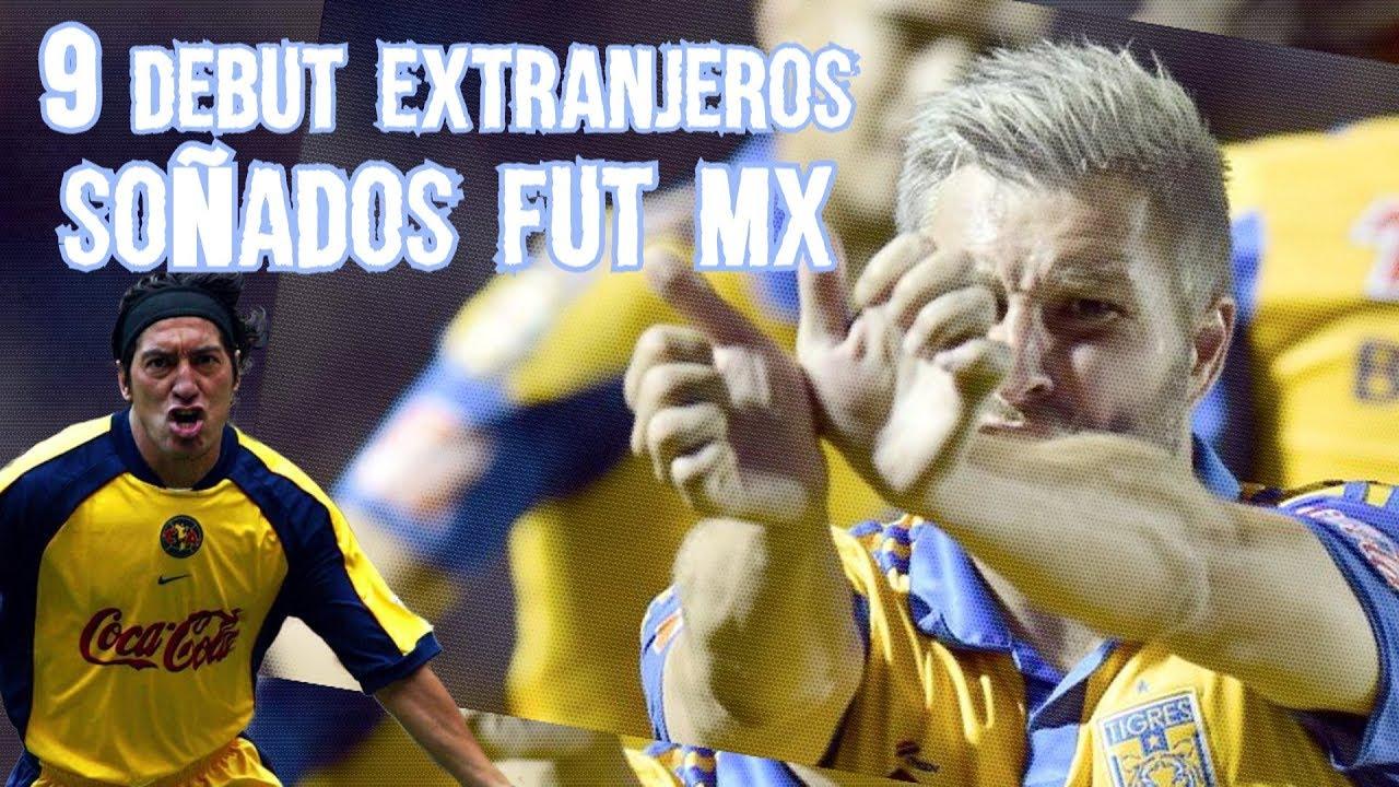 9 Debuts SOÑADOS de Extranjeros con GOLES en la Liga MX, Boser Salseo