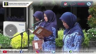 UPACARA PERINGATAN HARI IBU (PHI) KE 90 TAHUN 2018