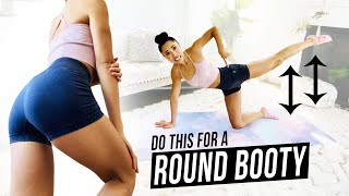 30 Minute Extreme Butt Shaping Workout! No weights, just fire!! 🔥🔥