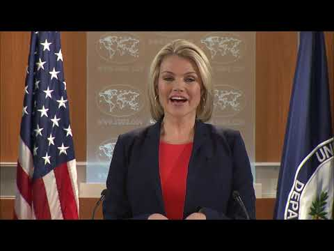 Department Press Briefing - November 28, 2017