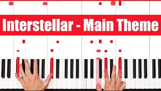 Interstellar Main Theme Piano Tutorial ORIGINAL.mp3