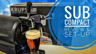 THE SUB Krups VB6508 the Part Black Edition Spillatore Beer