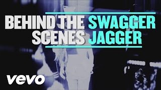 cher lloyd swagger jagger behind the scenes
