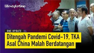 VIRAL! 500 TKA Asal China Datang Ke Indonesia Ditengah Pandemi Corona | lifestyleOne