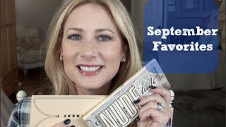 September Favorites 2014