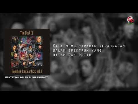 Koil Feat  The Rock - Kenyataan Dalam Dunia Fantasi (Official Lyric)