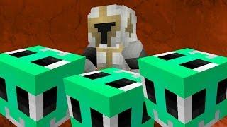Minecraft: TROTU-BLOCKS | Paladin | Desafío de la Suerte Especial - #34