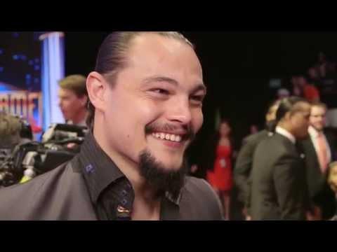 Bo Dallas im Interview: WWE hautnah – Red Carpet, WWE Hall of Fame 2015
