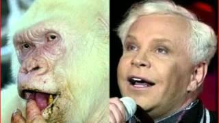Известные люди похожие на животных.