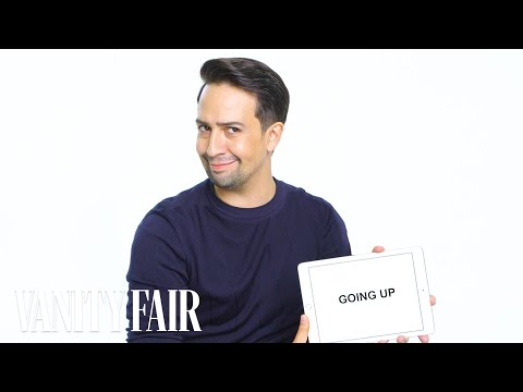 Lin-Manuel Miranda Teaches You Broadway Slang | Vanity Fair