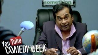 Kotha Bangaru Lokam Movie Brahmanandam Comedy Scene | Sri Balaji Video
