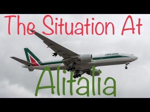 The Situation At Alitalia
