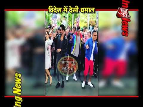 What Is Shakti Arora Doing With Giaa Manek?