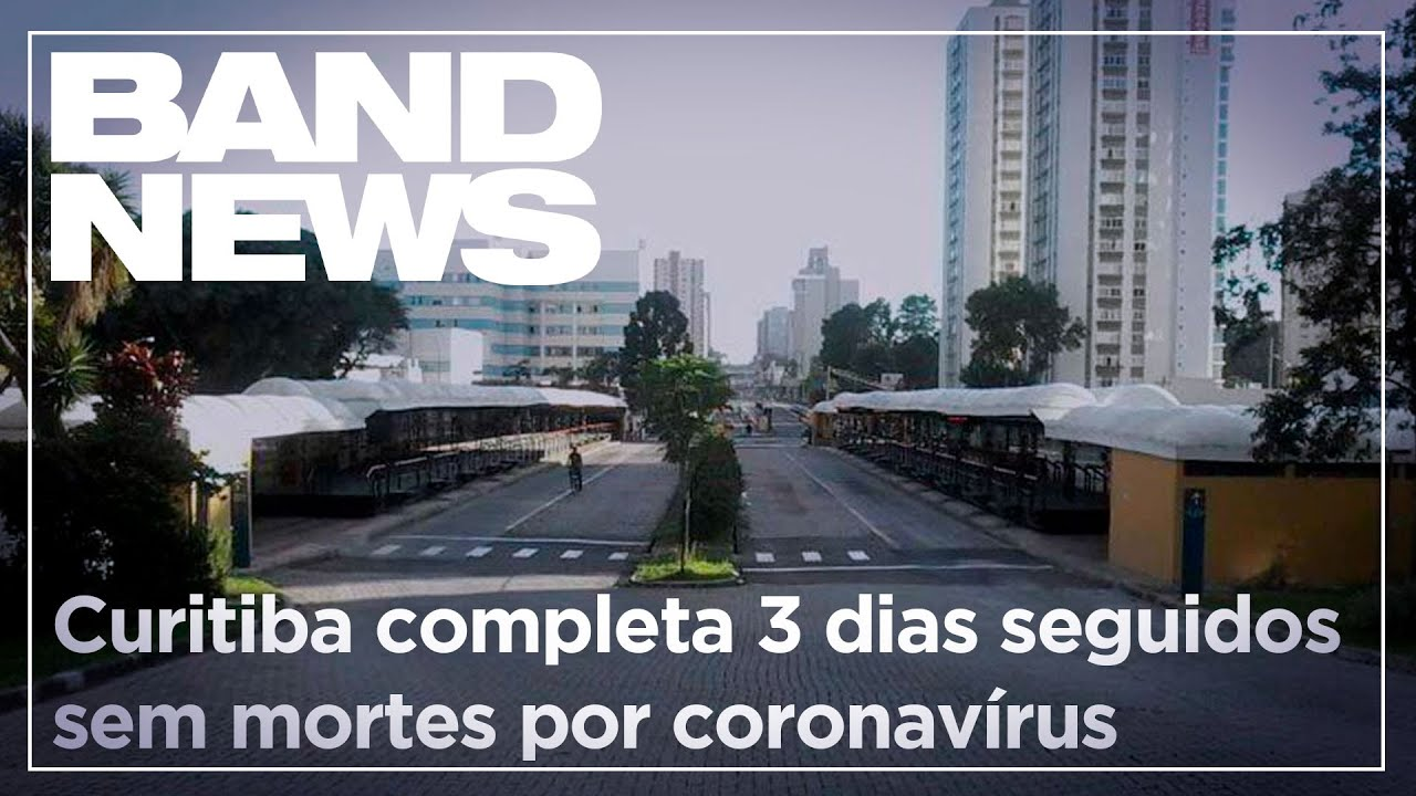 Notícias - Curitiba completa três dias sem mortes - online