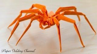 Origami Spider(Spider, Pająk, spinnekop, merimangë, عنكبوت, hörümçək, মাকড়সা, павук, паяк, pavouk, araneo, ämblik, gagamba, 蜘蛛, hämähäkki, araignée, araña, αράχν..., 2012-04-28T15:48:20.000Z)