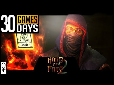 HAND OF FATE 2 Impressions - DARK FANTASY DUNGEON CRAWLER - 30 Games in 30 Days (19/30)