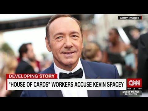Kevin Spacey made 'House of Cards' toxic workplace ...
