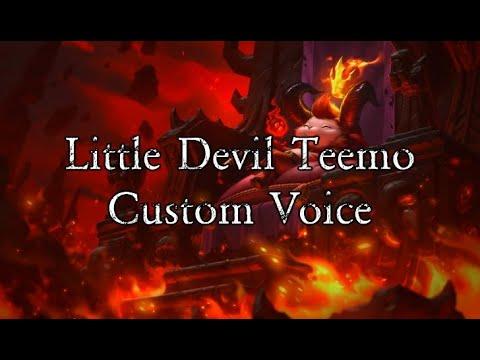 Little Devil Teemo Conceptual Voicepack