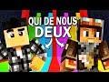 QUI DE NOUS DEUX EST LE MEILLEUR ?! | Minecraft !