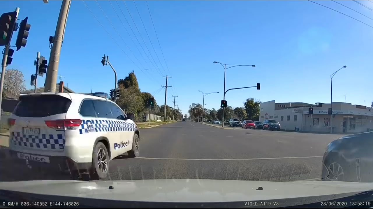 BAD DRIVING AUSTRALIA # Police Chase Special