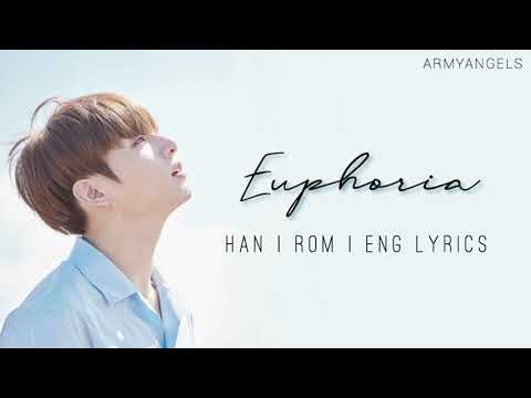 BTS (방탄소년단) Jungkook - Euphoria Full Version (Han | Rom | Eng Lyrics)