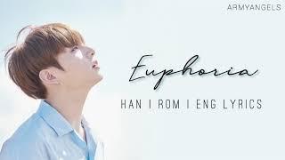 Bts  방탄소년단  Jungkook - Euphoria Full Version  Han | Rom | Eng Lyrics