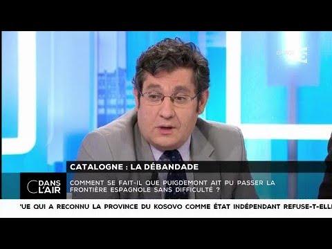 Catalogne : la débandade - Les questions SMS #cdanslair 31.10.2017
