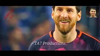 Lionel Messi • Bileklerime Kadar Acıyo (İdo Tatlıses) • 2018 Video