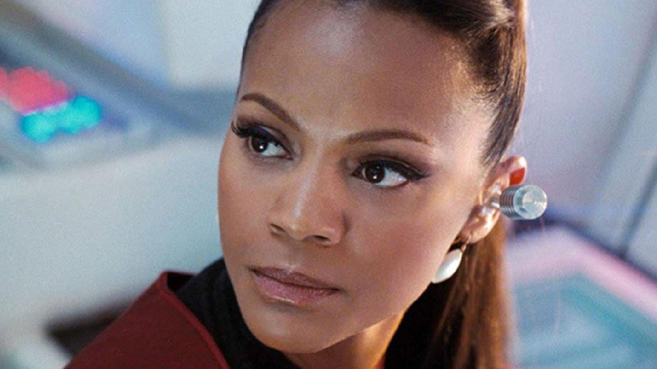 Saldana Doesn't Want Spock/Uhura Breakup In Star Trek 2016 + Zoe In