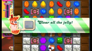 Candy Crush Saga Level 1577 walkthrough (no boosters)