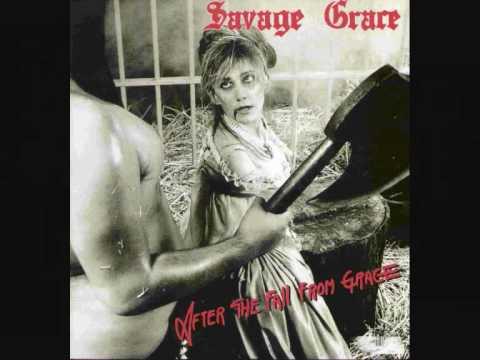 SAVAGE GRACE Age Of Innocence 1986