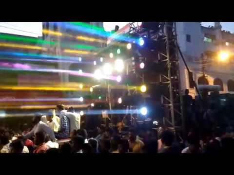 Mayur Sound Kolhapur | DJ Light Effects | 17R Sharpy | Karnataka Rajyotsava In Belgaum | 1 Nov 2017
