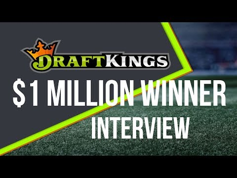 I Won $1 Million On DraftKings: My CRAZY Story And Lineup Analysis