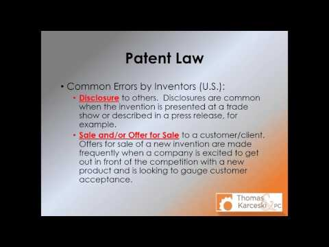Patents Trademarks and Copyrights