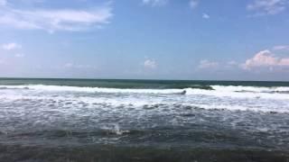 Черное море 2015. Секретный пляж в Туапсе(одно из наиболее живописных мест на всём Черноморском побережье, которые не испорчены влиянием цивилизаци..., 2015-10-14T19:58:41.000Z)