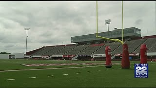 22News caught the team preparing for their first game of the season...