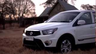 Ssangyong Actyon Sports 2012 Videos