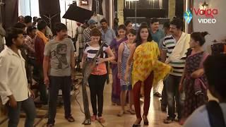 Samantha Latest Movie Atharintiki Daaredi Katamarayudu Song Making - Volga Videos