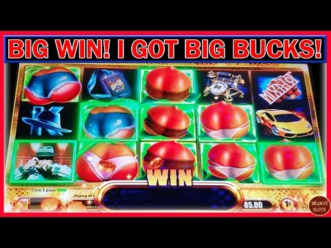 - New Game - BIG WIN I GOT BIG BUCKS AND I CAN NOT LIE! SIR MIX A LOT SLOT MACHINE - 동영상