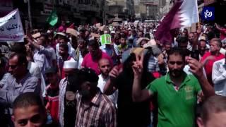 م. بادي الرفايعة - رد الناطق باسم جماعة الإخوان المسلمين على رفع علم دولة قطر
