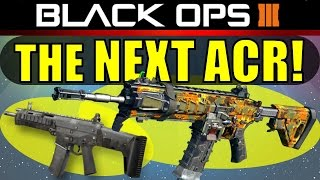 Black Ops 3: The Next ACR? | ICR-1 Assault Rifle | INSANE ACCURACY!