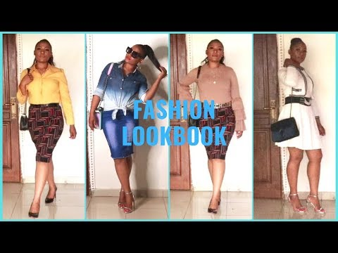 [VIDEO] - FASHION LOOKBOOK FOR FALL | HOW TO STYLE OUTFITS  | ELLA MOJOKO 9